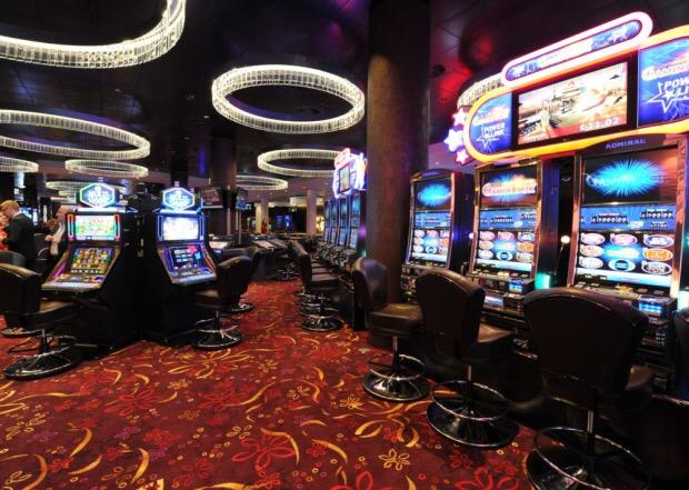 Casino floor jobs