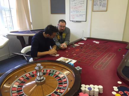 Casino training uk taking pictures of slot machines